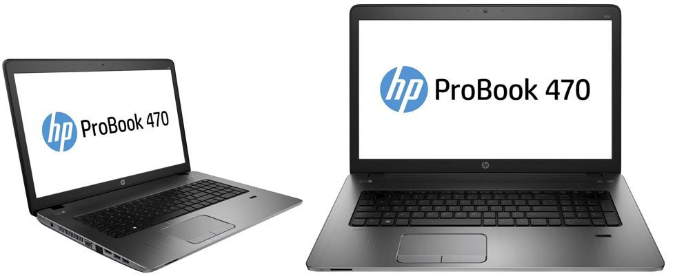 HP ProBook 470 G2   17,3 Zoll FullHD Notebook i7 4510U, Windows 7 Pro & 8.1 für effektiv 649€