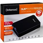 Intenso Memory Center – 5TB mit USB 3.0 für 125€
