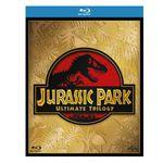 Jurassic Park Trilogie Blu-ray (inkl. UltraViolet Kopie) für 8,69€