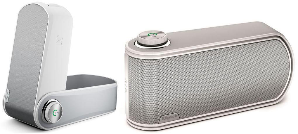 Klipsch GiG   Bluetooth Lautsprecher mit NFC für 49,99€ (statt 65€)