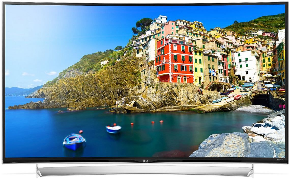 LG 65UG8709   65 Zoll 3D UHD curved TV Triple Tuner statt 2.998€ für 2.499,99€