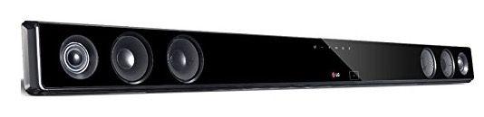LG NB2430A 2.0 Soundbar (160 Watt) für 79,90€