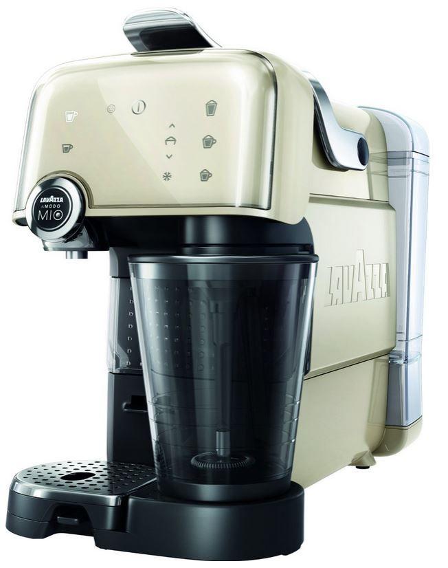 Preisfehler? Lavazza LM7000 Fantasia mit integriertem Milchschäumer, weiß für 77,21€
