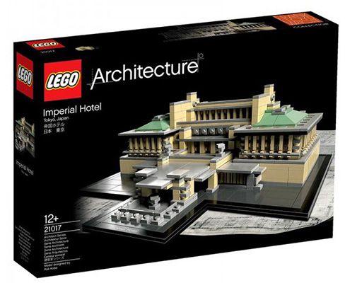 Lego Architecture Lego Architecture   Imperial Hotel (21017) für 77,59€