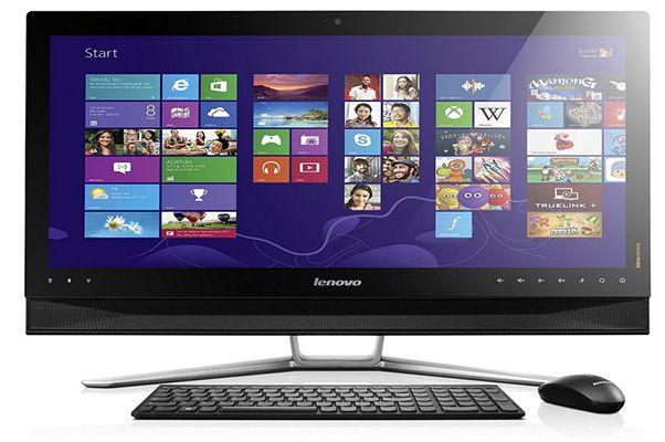 Lenovo B750 Lenovo B750   29 Zoll All in One PC (3,4 GHz, 8GB Ram, 1TB Hybrid, GTX760A, Win 8.1) für 999€