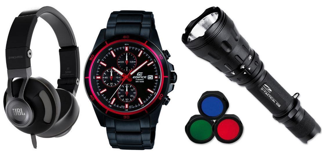 Casio Herren Armbanduhr XL Edifice für 125,99€   bei den 40 Amazon Blitzangeboten ab 18Uhr