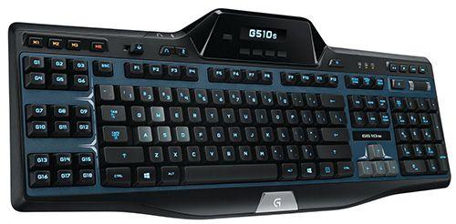 Logitech G510s Gaming Tastatur für 79,99€
