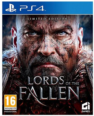 Lords of the Fallen: Limited Edition (PS4) für 18,99€