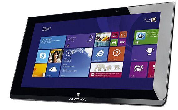 Medion Akoya P2211T (MD 98874)   11,6 Zoll Full HD Tablet mit 32GB und Win 8.1 für 194,95€