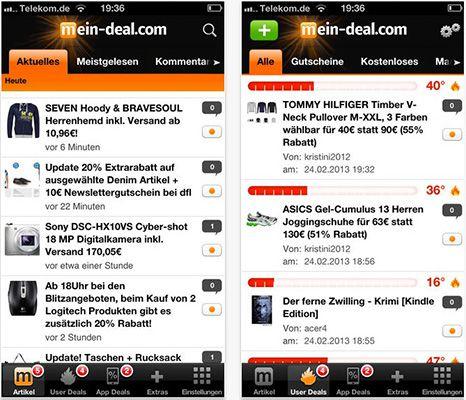 Info: wie App User die Push Nachrichten wieder aktivieren   betrifft iOS und Android User