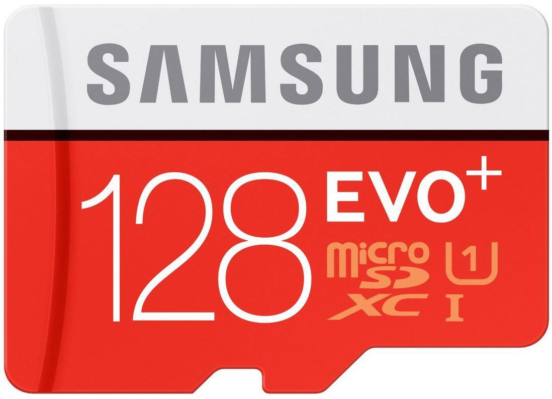 Samsung MicroSDXC EVO Plus   Class 10 Speicherkarte: 128 GB für 59,57€   64GB ab 24,91€   32GB ab 24,91€ Preisfehler?