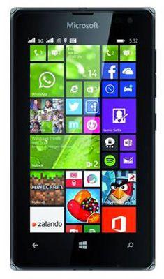 Microsoft Lumia 532 Dual SIM für 68,77€   4 Zoll, 1,2 GHz, 1GB Ram, 8GB, Win 8.1