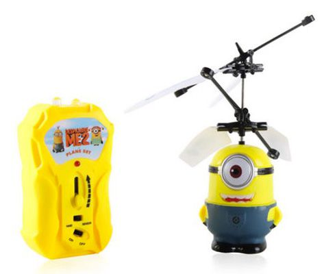 Minion Mini-RC Helikopter