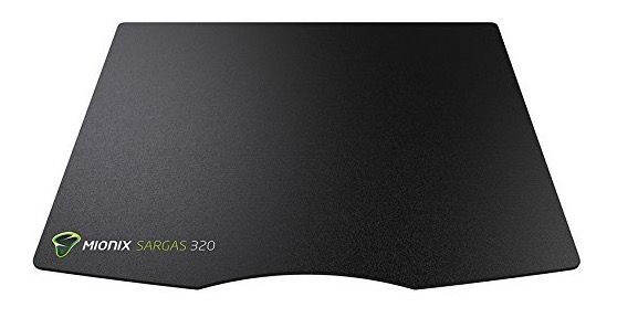 Mionix Sargas Mikrofiber Gaming Pad für ca. 7,45€   Größe M, 320 mm x 260 mm