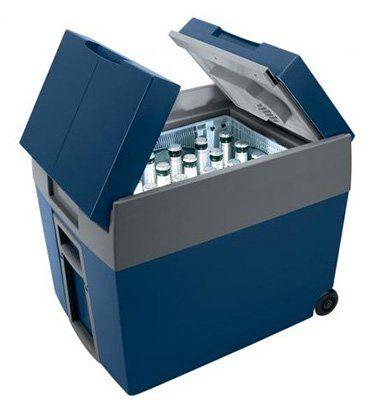 Mobicool W48 AC/DC thermoelektr. Kühlbox für 89€   12V/230V, 48L, A++