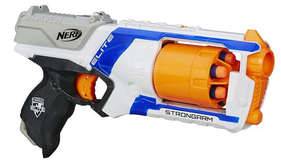 Hasbro Nerf N Strike Elite XD Strongarm ab 14,44€ (statt 20€)