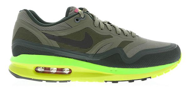 Nike Air Max 1 Lunar Grey/Green/Volt für 51,99€