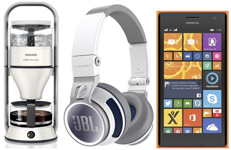 Nokia Lumia 730 JBL Synchros 400 BT On Ear Kopfhörer für 169€   bei den 45 Amazon Blitzangeboten ab 18Uhr