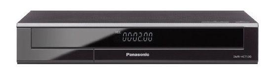 Panasonic DMR HCT130 Kabel Receiver mit 500GB für 128,11€   Warehousedeal im Zustand Sehr gut