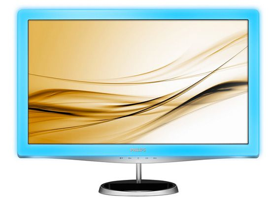 Philips 248X3LFHSB   23,6 Zoll LightFrame Full HD Monitor für 133,99€