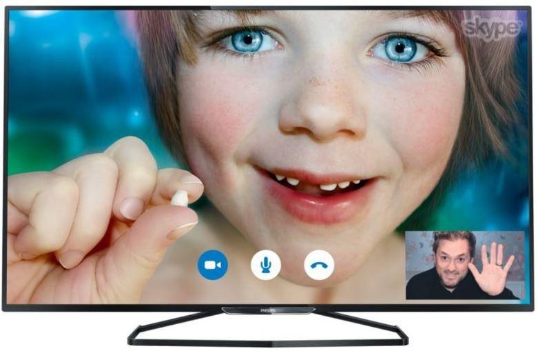 Philips TV 40PFK6409/12   40Zoll WLan 3D Smart TV mit triple Tuner für 349,99€