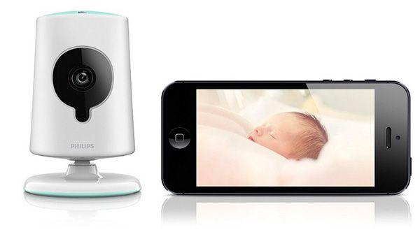 Philips B120S/10 kabelloses In.Sight HD Babyphone mit Kamera statt 141€ für 86,39€   Update
