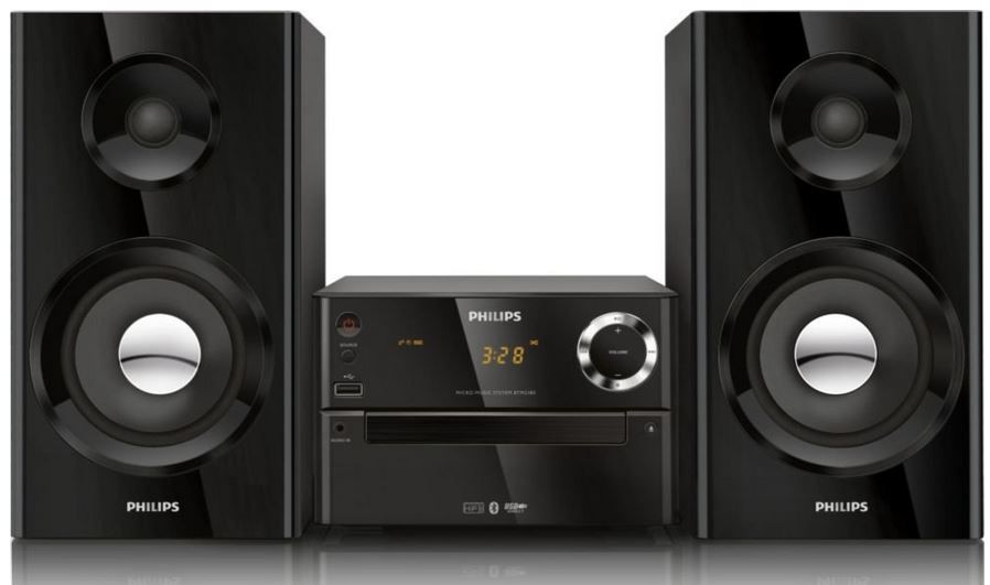 Philips BTM2180   Kompakt Musik streaming Anlage für 149€