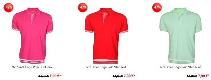 Polos Hoodboyz Pre Summer Sale mit bis zu 70% Rabatt auf ausgewählte Artikel