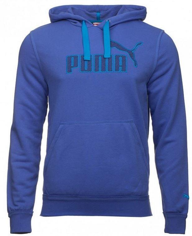 PUMA Terry   Hoody oder Sweatjacke mit Zipper für je 19,99€