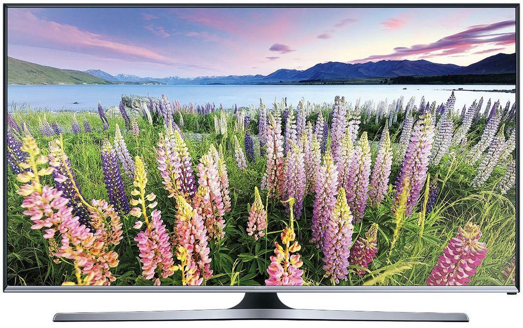 Samsung UE48J5550 Samsung UE43J5550   43 Zoll WLAN TV mit Triple Tuner für 419€