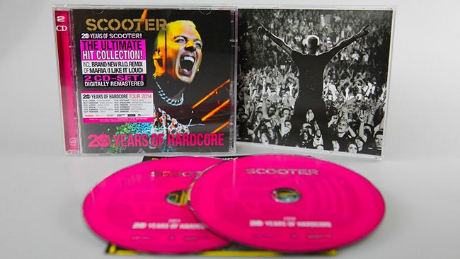 Scooter   20 Years of Hardcore (Doppel CD) ab 5€ inklusive MP3 Version