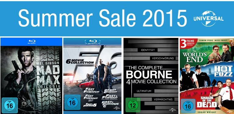 Box Sets zum Aktionspreis im Amazon DVD und Blu ray Summer Sale   Update
