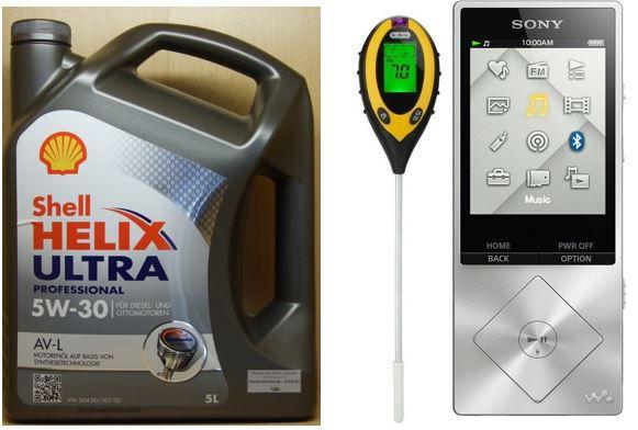 Shell Helix Ultra AVL 5W30 JBL Control 2.4 G Wireless Lautsprecher Set für 139€   bei den 62 Amazon Blitzangeboten ab 18Uhr