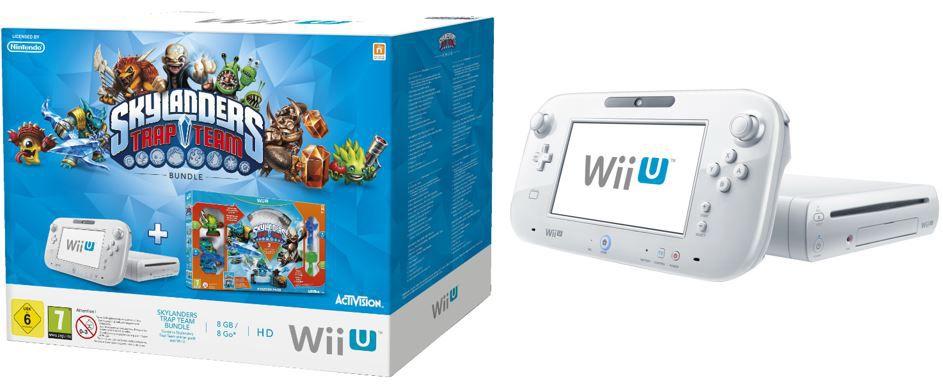 Nintendo Wii U Skylanders: Trap Team Basic Pack für 175€ (statt 235€)