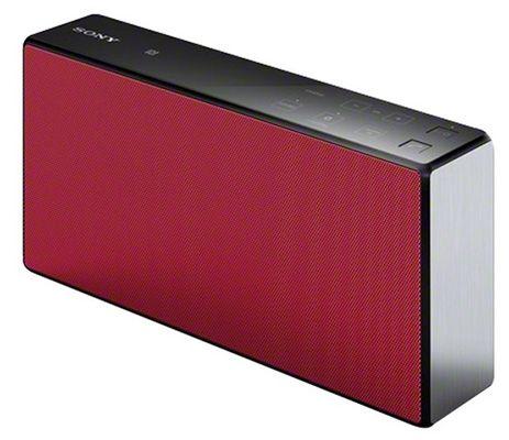 Sony SRS X5 Bluetooth Lautsprecher mit NFC für 117,12€