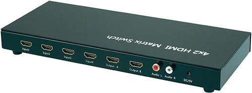 SpeaKa Professional 4 Port