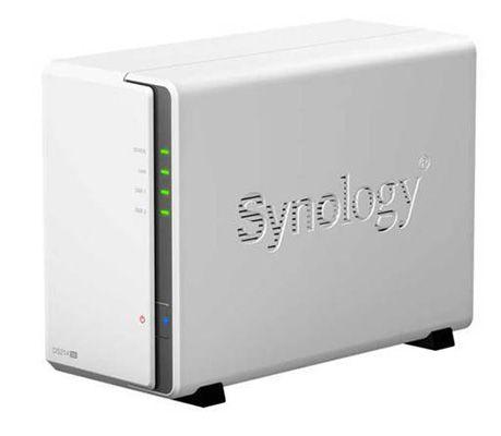 Synology DS214se NAS Server für 110€ (statt 142€)