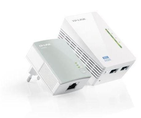 TP Link TL WPA4220KIT WLAN Powerline AV500 Extender Starter Kit refurbished für 27,92€ (statt 51€)