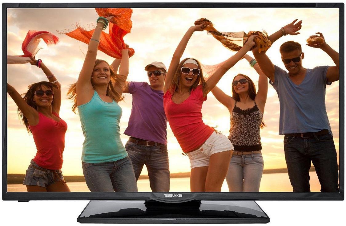 Telefunken D39F275N3C   39 Zoll WLan Smart 2D TV mit triple Tuner für nur 299,99€