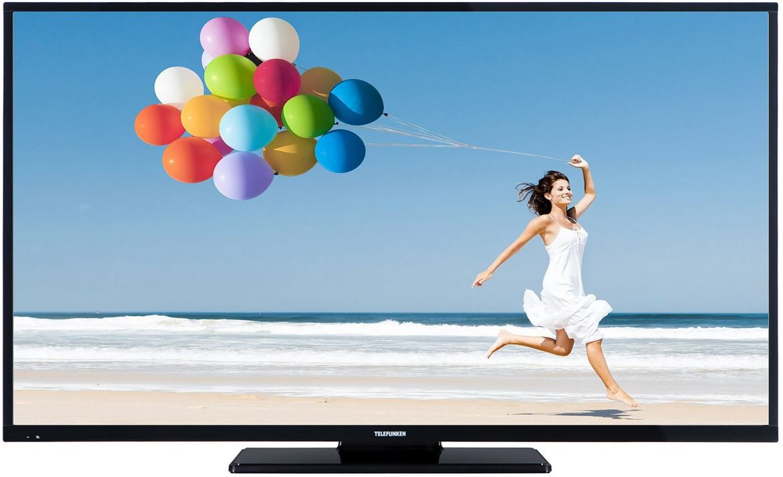 Telefunken D49F283I3C   49 Zoll Smart TV mit triple Tuner für 399,99€