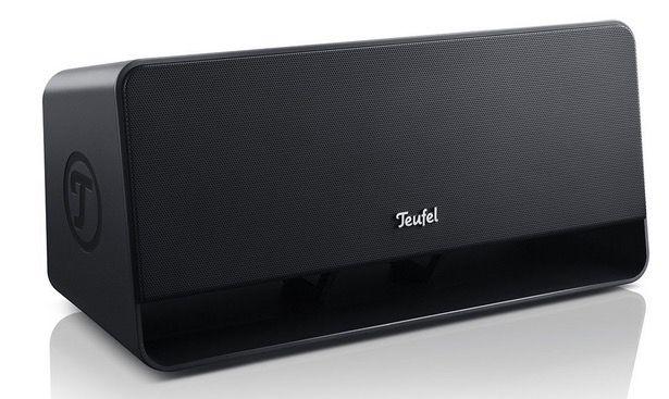 Teufel Boomster   Bluetooth Lautsprecher mit Downfire Subwoofer für 234,98€ (statt 260€)