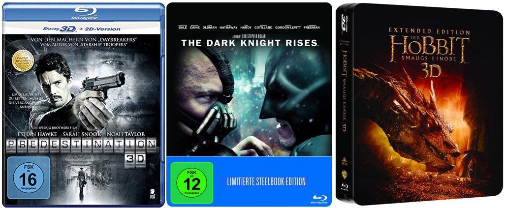 Batman Begins [Blu ray] ab 11,97€ bei den Amazon DVD und Blu ray Angeboten der Woche