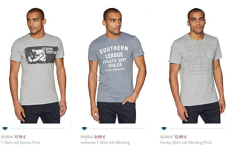 Tom Tailor Sale Tom Tailor mit 20% Extra Rabatt auf alles (nicht im Sale) + 20% NL Gutschein