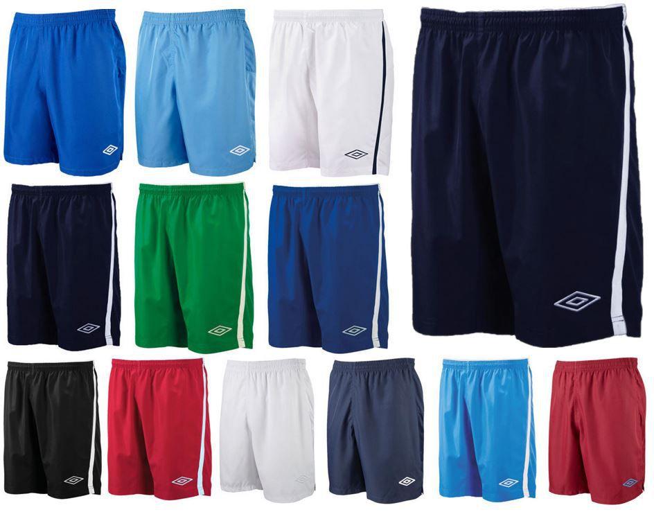 Umbro Kinder & Herren Sport Shorts für je 6,99€