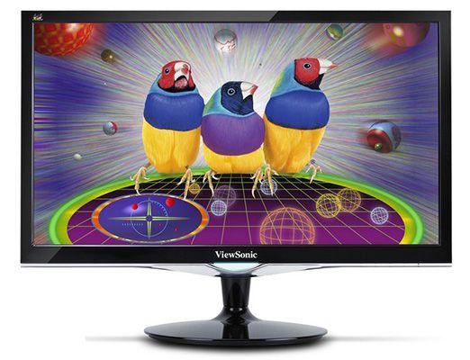 ViewSonic VX2452MH   23,6 Zoll Full HD Gaming Monitor für 141,99€