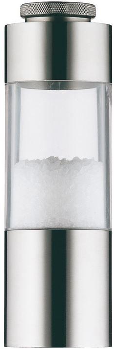 WMF Salzmühle Sale WMF 0654676040    Cromargan Salzmühle [H16 cm] statt 56€ für 29,95€