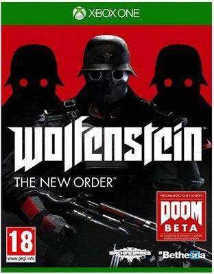 Wolfenstein The New Order Wolfenstein: The New Order (Xbox One) für 13,52€