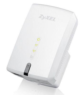 ZyXEL WRE6505   AC750 Dual Band WLAN Repeater mit LAN Port für 42,89€