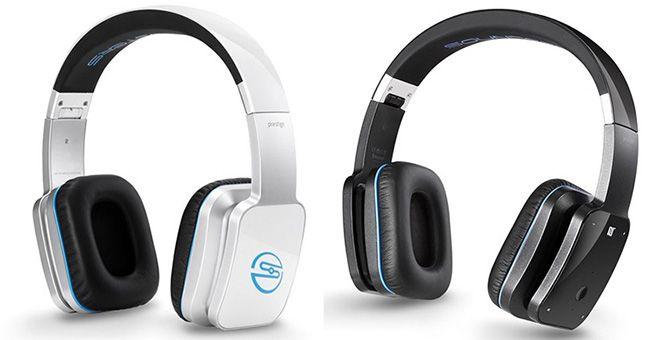 deleyCON BT06 Soundsters Bluetooth Stereo Kopfhörer für 37,90€