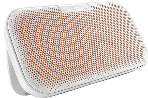 Denon Envaya weißer portabler Bluetooth Lautsprecher mit aptX und NFC für 104,99€ (statt 143€)